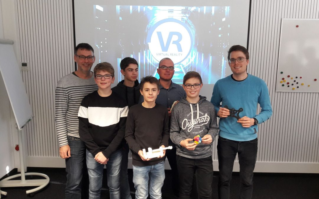 Virtuelle Realität und 3D-Druck