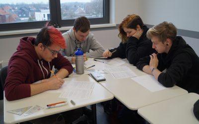"Gesamtschüler nahmen am Mathematik-Wettbewerb ""Bolyai"" teil"