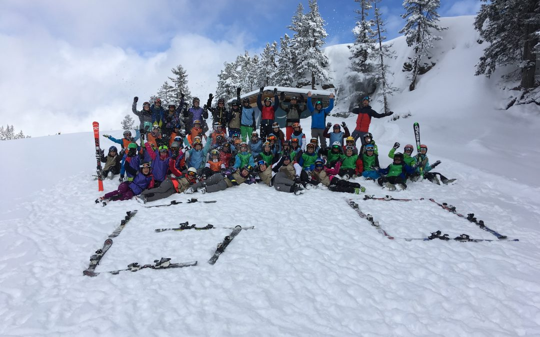 Skiexkursion ins Zillertal
