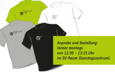 GO-Shirt: 4, 3, 2, dEins!