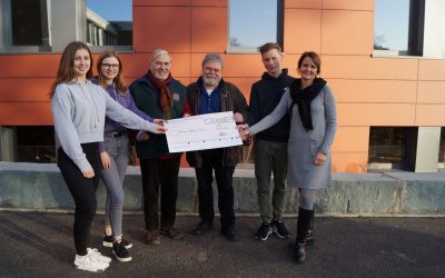 """Gesamtschule spendet 1500 Euro an die """"Aktion Kleiner Prinz"""""""