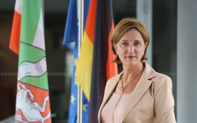 Elternbrief der Ministerin für Schule und Bildung des Landes Nordrhein-Westfalen