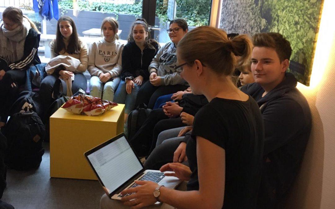 SV plant in Dortmund Aktionen für das Schuljahr