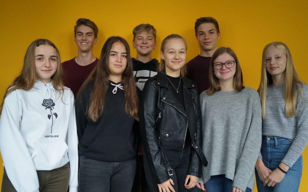 """Das """"Glöckchen""""-Team"""