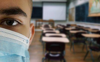 Elterninformation zur Maskenpflicht an Schulen