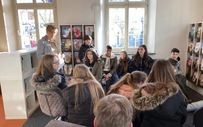 Literaturshow zum 40-jährigen Bestehen der Oelder Stadtbibliothek abgesagt