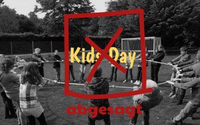 Absage des Kids Day