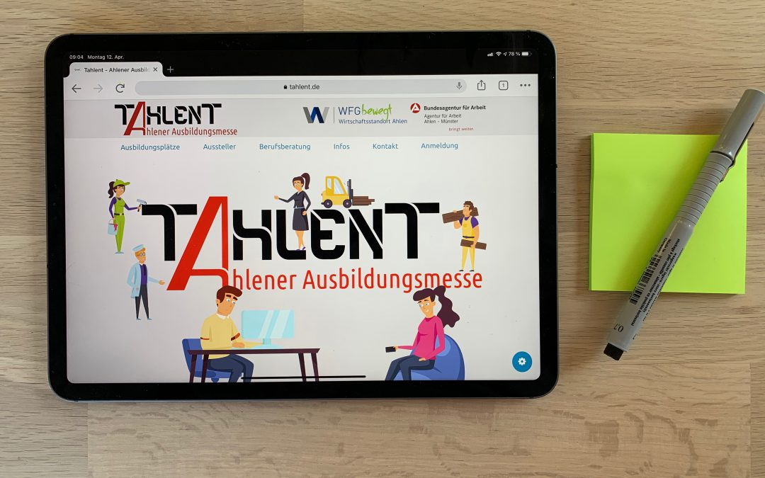 T-Ahlent – Ahlener Ausbildungsmesse