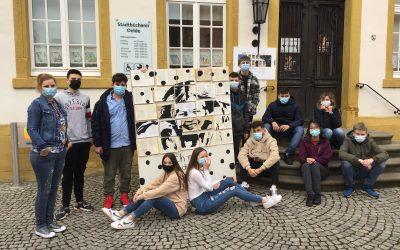 """Bilder zum Kunstprojekt """"Pippi Langstrumpf"""" verkauft"""